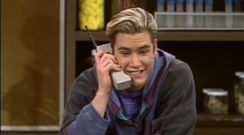 how to figure out the questions you will probably be asked during  zack morris cell phone