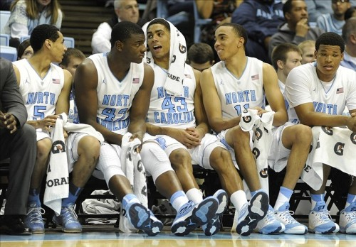 carolina basketball article