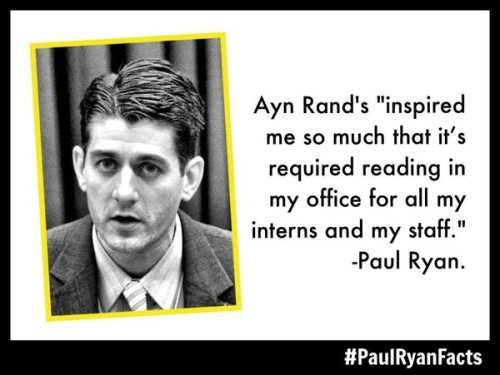 Ryan on Rand