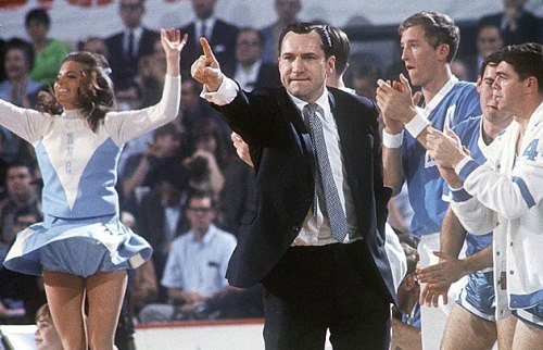 dean-smith-sports illustrated